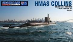 HMAS Collins (SSG-73) - Royal Australian Navy, Collins Class Submarine