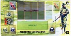 Airborne Commander Playmat