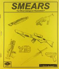 SMEARS - The Official Catalogue of Phoenix Dawn