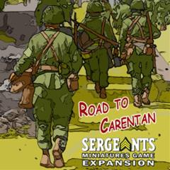 Road to Carentan Expansion (2nd Printing)