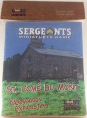 Normandy Expansion - St. Come Du Mont
