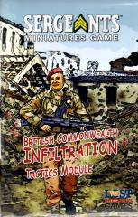 Commonwealth Parachutes - Infiltration