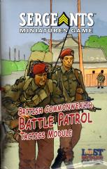 Commonwealth Parachutes - Battle Patrol