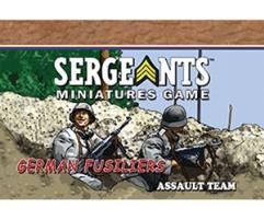 Fusiliers - Assault Team