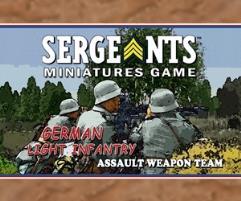 GLI Assault Weapons Team