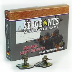 Light Infantry - Sharpshooter Team