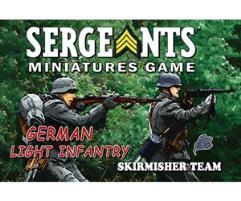 Light Infantry - Skirmisher Team