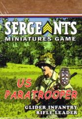 Army Paratrooper - Glider Rifle Leader