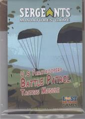 Army Paratroopers - Battle Patrol