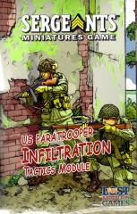 Army Paratroopers - Infiltration