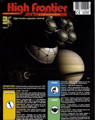 High Frontier - Colonization Expansion (2nd Edition)