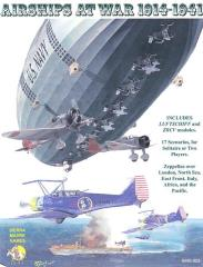 Airships at War 1914-1941 w/Luftschiff and ZRCV Modules (12th Anniversary Edition)