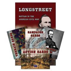 Longstreet - Complete Card Set