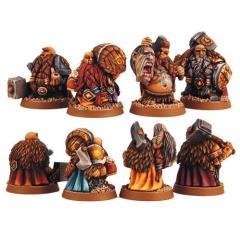 Dwarf Adventurers Set #1