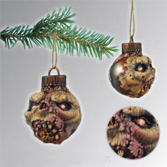 Christmas Monster Bulb