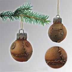Christmas VooDoo Bulb