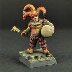 Town Guard Drummer