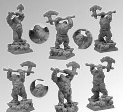 Barbarian Veteran #1