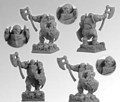 Barbarian Veteran #3