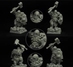 Barbarian Veteran #5