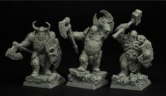 Barbarian Veterans Set #2