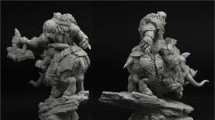 Orc Chief on War Boar