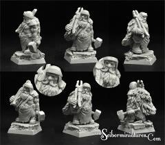 Dwarf Blacksmith #3