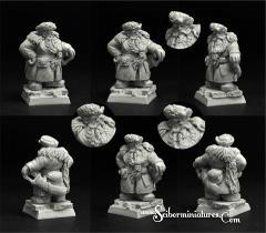Dwarf Nobleman #2