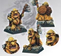 Goblin Veteran #3