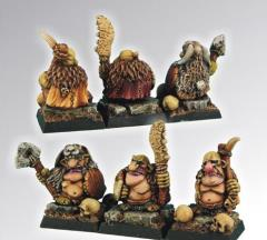 Goblin Warrior Set #1