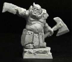Dwarf Degenerate #1