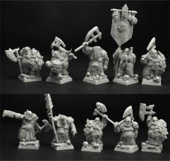 Riff Raff Evil Dwarves