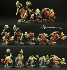 Furious Warriors