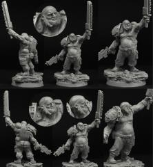 Ogre Cossack #1
