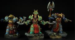 Warrior Set #1