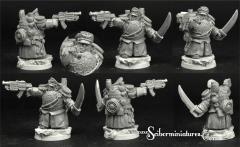 Dwarf Commander #2