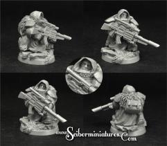 Dwarf Sniper #3
