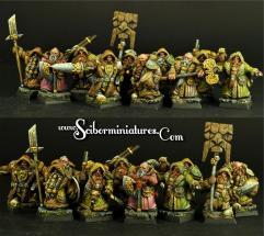 Dwarves Ice Stronghold