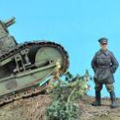 FT17 Tank Commander