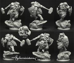 Evil Dwarf #3