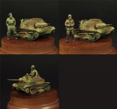 Tankette Crew Set #1