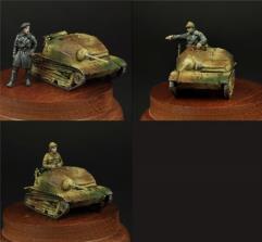 Tankette Crew Set #2