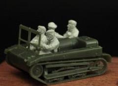 C2P Artiller Tractor Crew #1