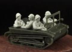 C2P Artiller Tractor Crew #2