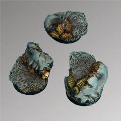 Ancient Ruins - 25mm Round Bases #2