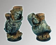 Ancient Ruins - 25mm Round Flying Bases