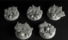 Cursed Earth - 32mm Round Bases