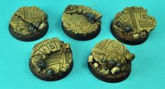 Egyptian Ruins - 32mm Round Bases #1