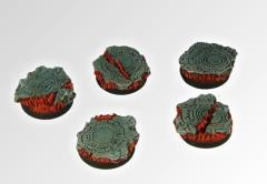 Straight From Hell - 25mm Round Bases