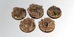 Ruins - 40mm Round Bases